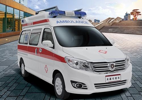 监护型救护车