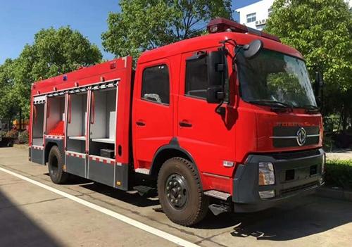 消防机器人运输车